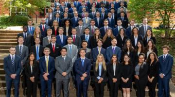 Vanderbilt MS Finance Class of 2022