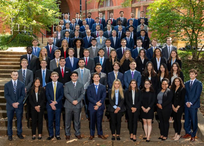 Meet the Vanderbilt MS Finance Class of 2022